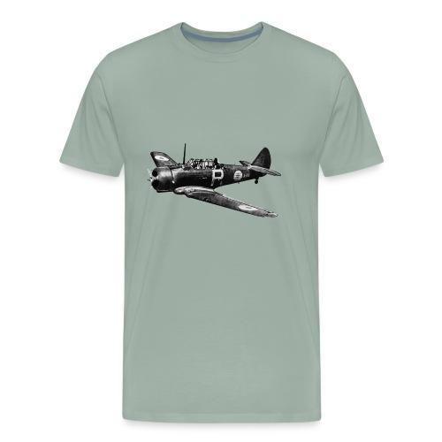 CAC Wirraway - Men's Premium T-Shirt