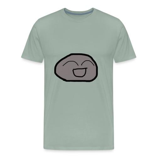 BROCK THE ROCK - Men's Premium T-Shirt