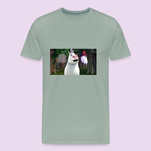 Unicorn Worthless - Men's Premium T-Shirt