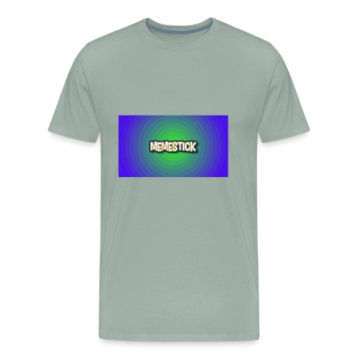 memestick symbol - Men's Premium T-Shirt