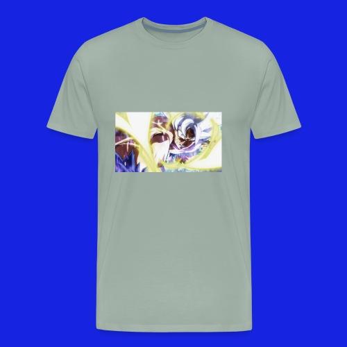 Pissed Goku - Men's Premium T-Shirt