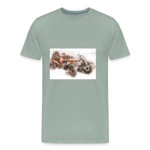 Classic car - Men's Premium T-Shirt