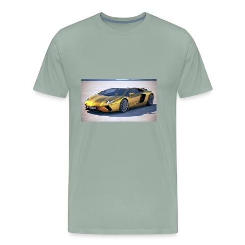 lamborghini aventador s 2017 - Men's Premium T-Shirt