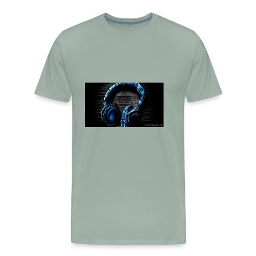 Micah hoodies - Men's Premium T-Shirt