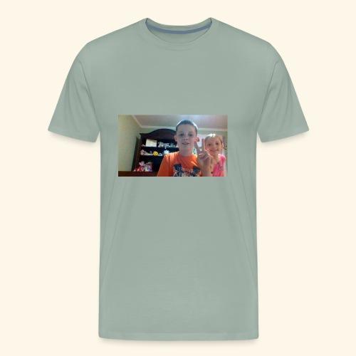 russell - Men's Premium T-Shirt