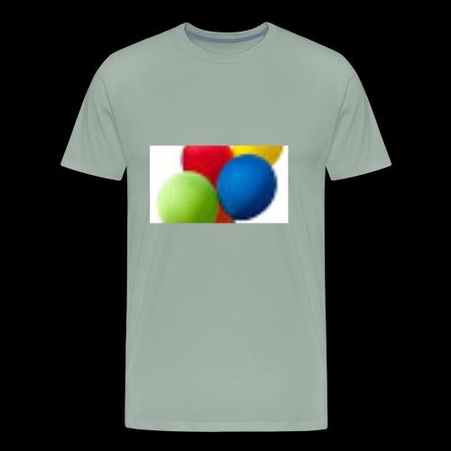 balloon master - Men's Premium T-Shirt