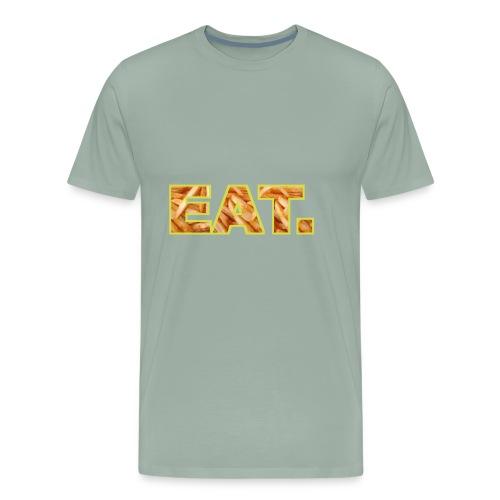 EAT.fries - Men's Premium T-Shirt