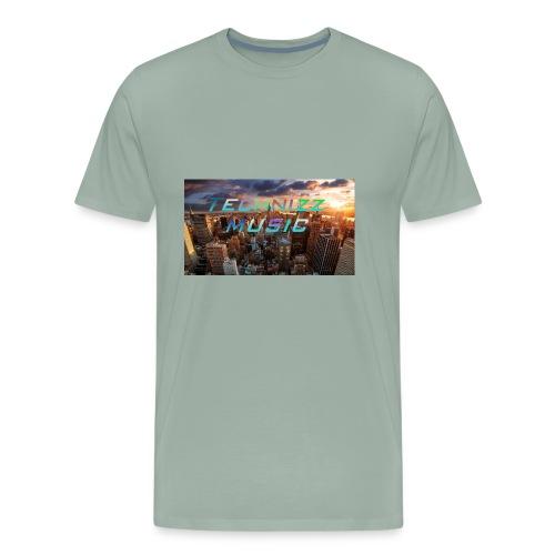 Technizz Music - Men's Premium T-Shirt