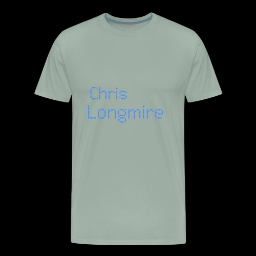 Chris Longmire - Men's Premium T-Shirt