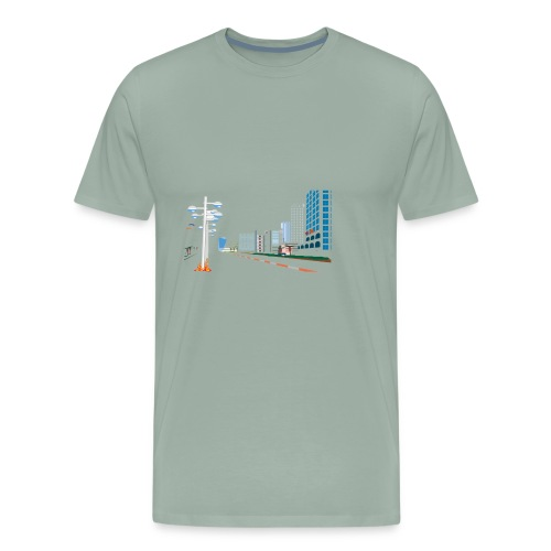 City shirt - Men's Premium T-Shirt