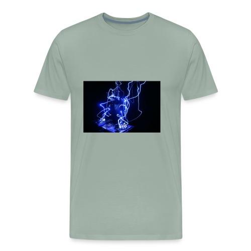 TheIronVibez music merch - Men's Premium T-Shirt