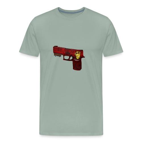 Premium pistol - Men's Premium T-Shirt