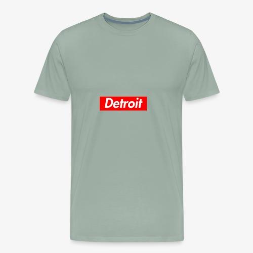 Detroit Bogo Hoodie - Men's Premium T-Shirt