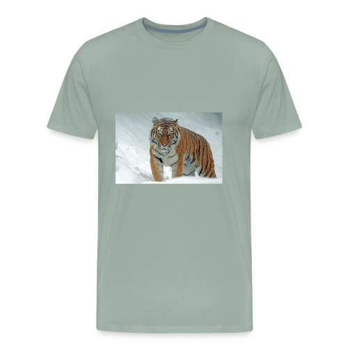 angry animal big 302304 - Men's Premium T-Shirt