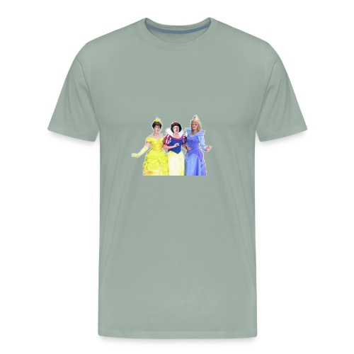 Political Princesses - Men's Premium T-Shirt