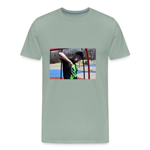 Valtheflame 1 - Men's Premium T-Shirt