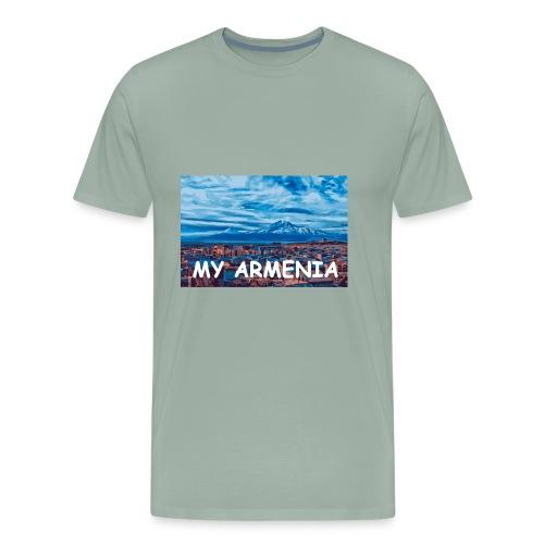 MY armenia - Men's Premium T-Shirt