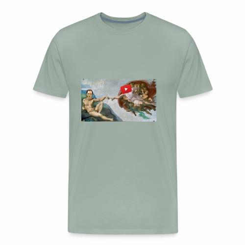 The Breaktrough - Men's Premium T-Shirt