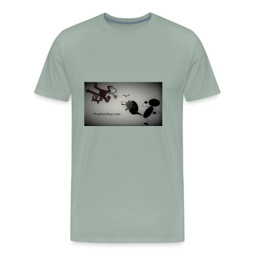 Kick Devil PoW - Men's Premium T-Shirt