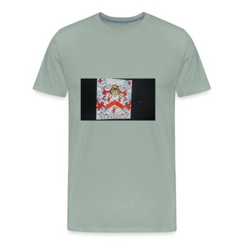 Christian ragan ragan merch - Men's Premium T-Shirt