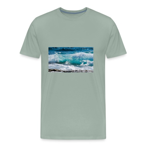 123456 - Men's Premium T-Shirt
