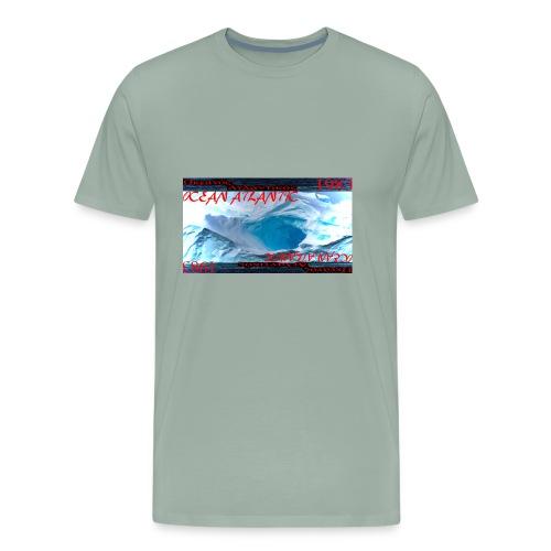 Ocean Atlantic 1983 - Men's Premium T-Shirt