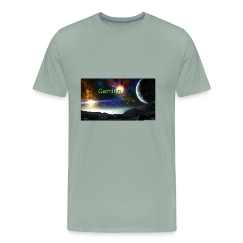 Example1 - Men's Premium T-Shirt