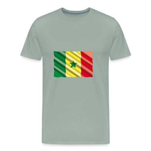 senegal - Men's Premium T-Shirt