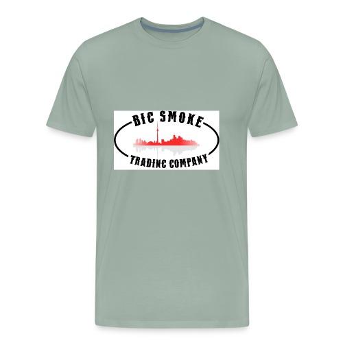 Big Smoke Trading Company - Men's Premium T-Shirt