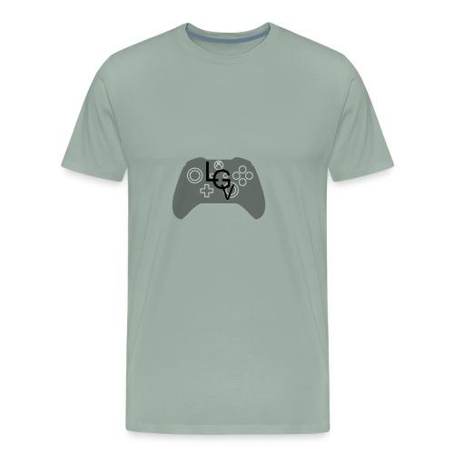 Lukes games / vlogs - Men's Premium T-Shirt