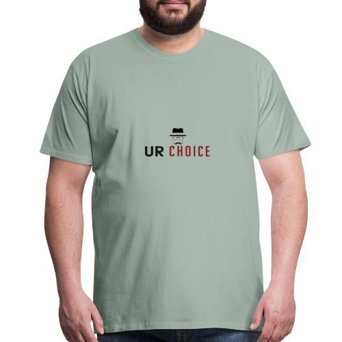 UR CHOICE OFFICIAL MARCHANDIES - Men's Premium T-Shirt