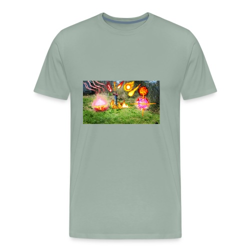 /Fire powers - Men's Premium T-Shirt