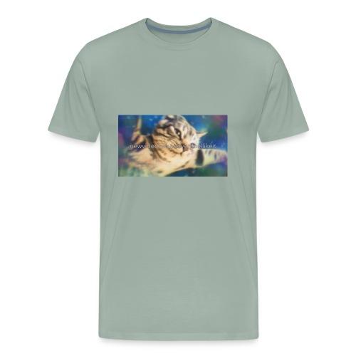 Epic galaxy cat - Men's Premium T-Shirt