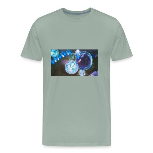 #Water power - Men's Premium T-Shirt