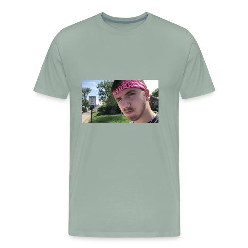 Big Ni**a - Men's Premium T-Shirt