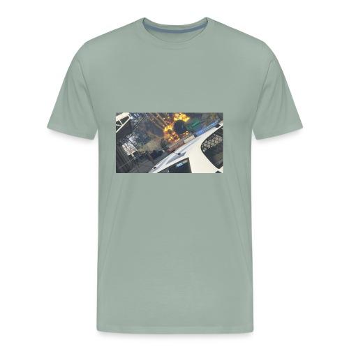 LSUC Hoodie - Men's Premium T-Shirt
