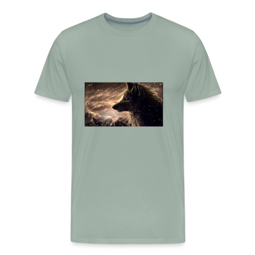 Wolf RFW - Men's Premium T-Shirt