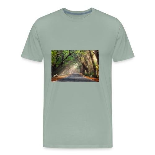 Summer ride - Men's Premium T-Shirt