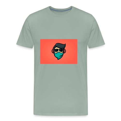 Cool Logos and Graphic Trends about Music DJs - Men's Premium T-Shirt