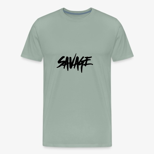 SAVAGE LINEUP - Men's Premium T-Shirt