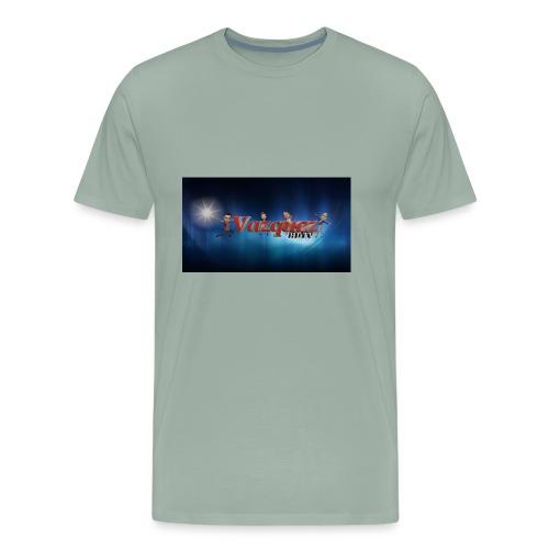 630D425A E489 4D14 B643 5120EF294AD2 - Men's Premium T-Shirt