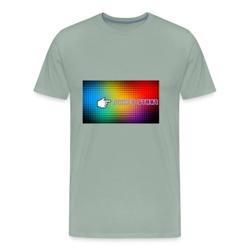 Press Start GamerGuide6000 Merch - Men's Premium T-Shirt