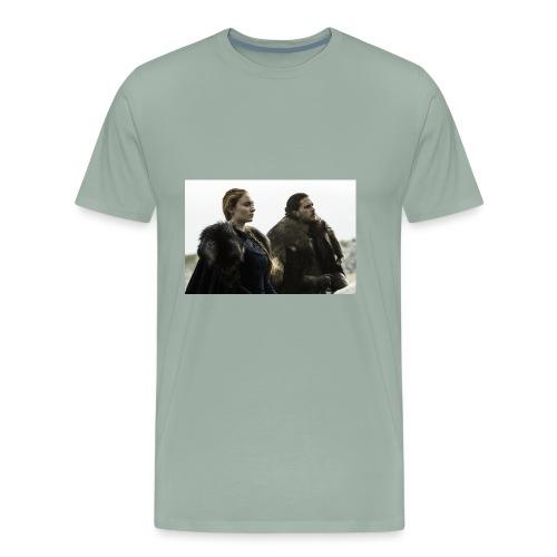 Game Of Throns - Men's Premium T-Shirt