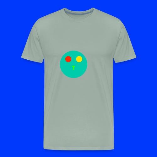 Retro Logo - Men's Premium T-Shirt
