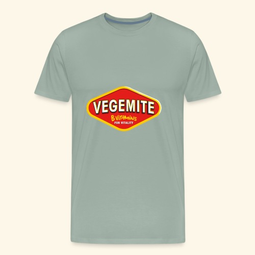 Vegemite - Men's Premium T-Shirt