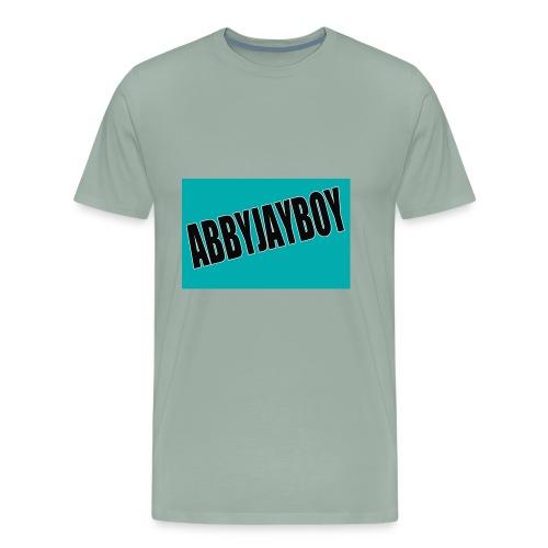 ABBYJAYBOY - Men's Premium T-Shirt