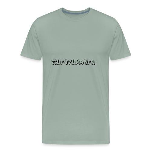 Simple Text - Men's Premium T-Shirt