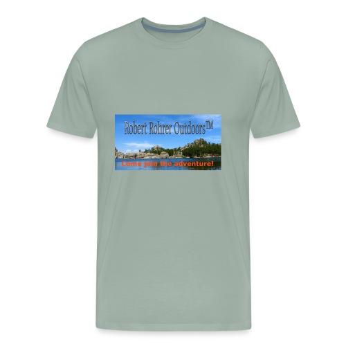 Robert Rohrer Outdoors - Men's Premium T-Shirt