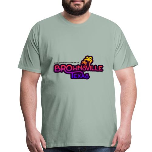 Brownsville, Texas - Men's Premium T-Shirt