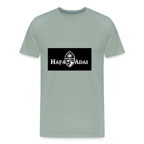 guam islander - Men's Premium T-Shirt